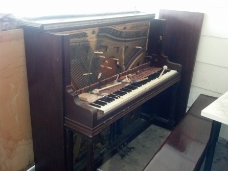Nightmare Piano