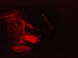 Recording during quieter hours