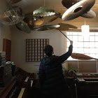 Cymbal Ceiling